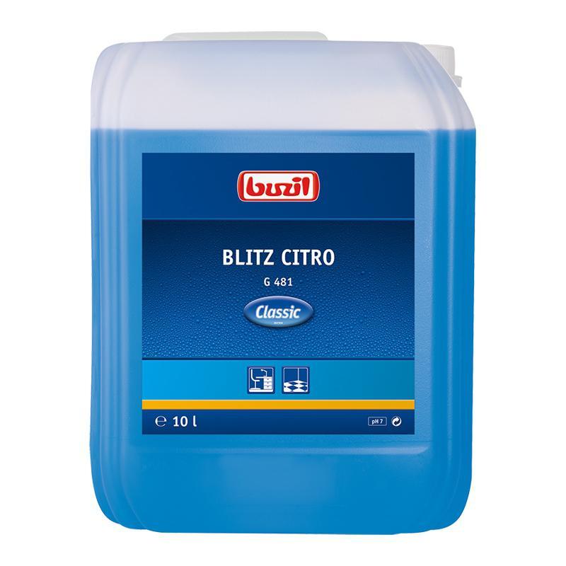 Buzil Blitz Citro G 481 Allesreiniger Duftintensiv 10 l
