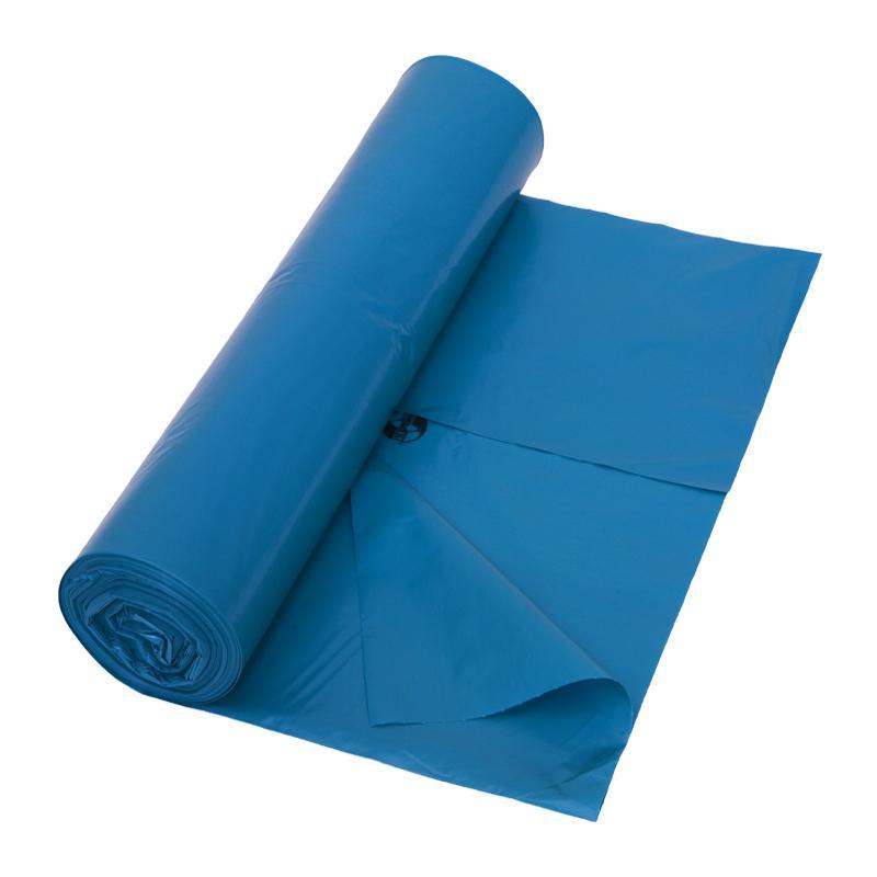deiss premium abfallsack 70 l 60 my blau 575 x 1000 mm. Black Bedroom Furniture Sets. Home Design Ideas
