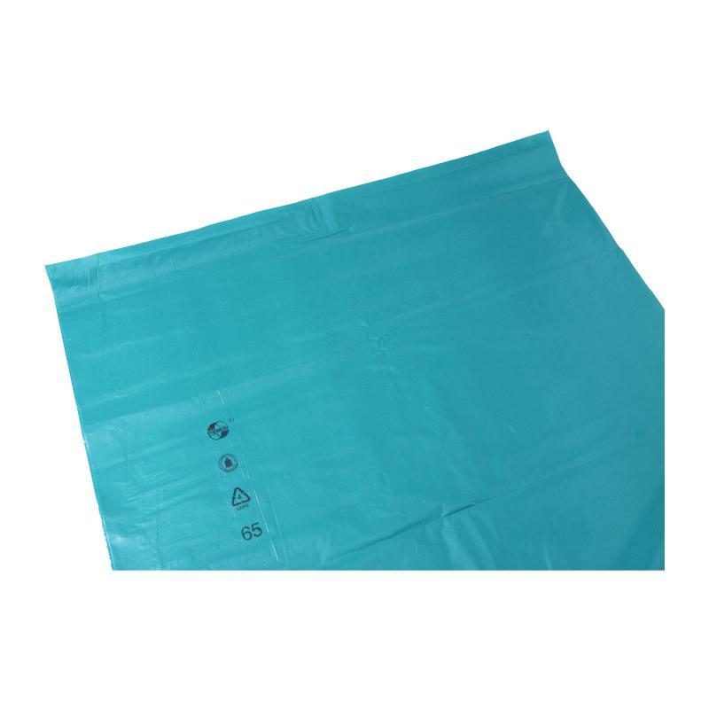 deiss premium abfallsack 240l 100my blau 650 550x1350mm. Black Bedroom Furniture Sets. Home Design Ideas