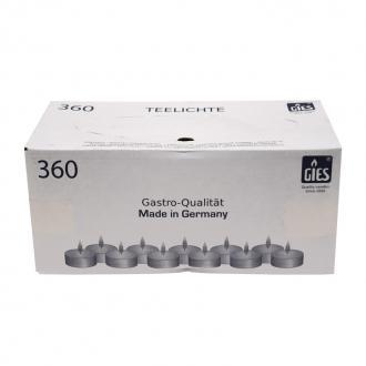Teelichter Gastro Ø 38 mm