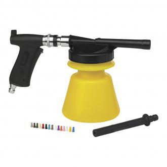 vikan schaumspritze mit strahlrohr 1 4 liter gelb. Black Bedroom Furniture Sets. Home Design Ideas