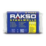 RAKSO Stahlwolle - Pads