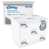 KLEENEX® ULTRA Toilet Tissue Einzelblatt