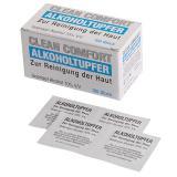 Clean Comfort Alkoholtupfer steril